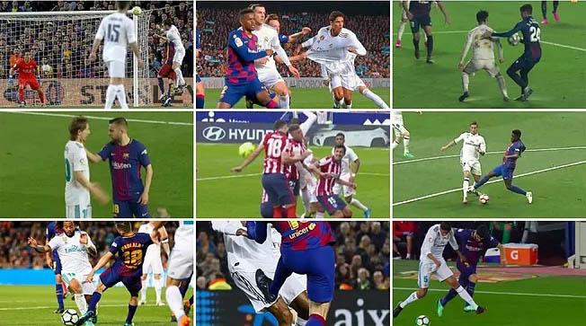 10 Hernandez Hernandez hiba a Real Madrid ellen