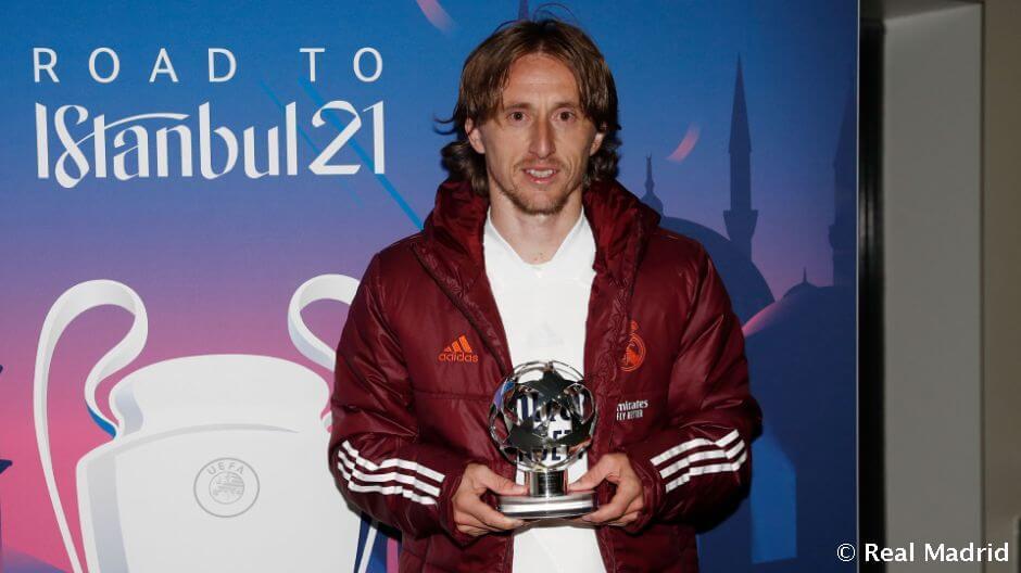 """Modric: """"Nem szabad egy játékos életkorából kiindulni"""""""