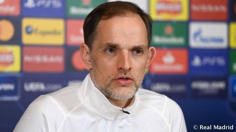 Tuchel: Kötelességünk beleadni mindent a Real Madrid ellen