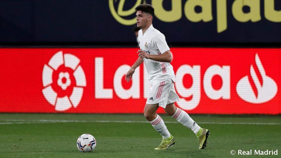 Újabb ifi debütálhatott a Real Madrid első csapatában
