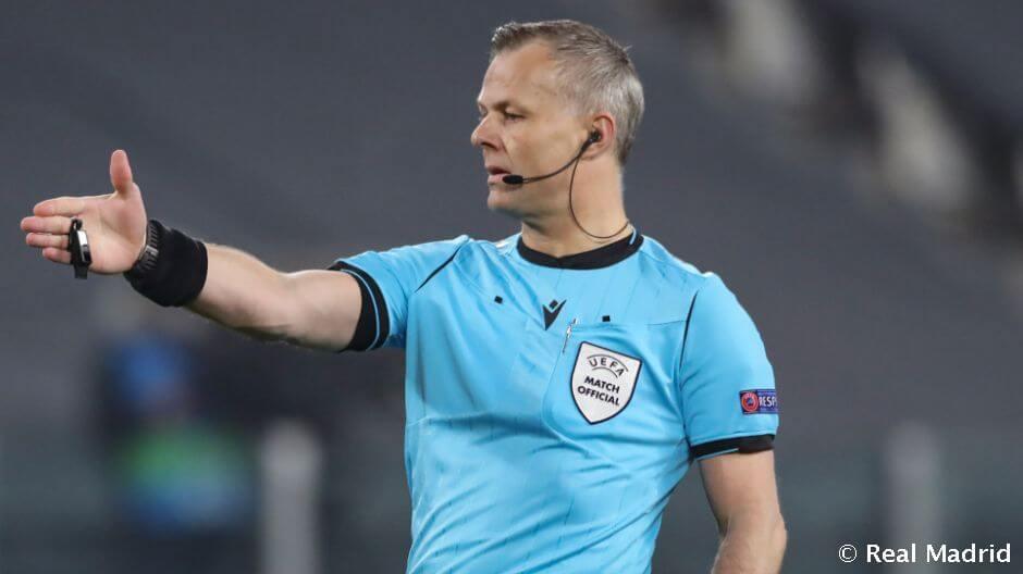 Björn Kuipers fújja majd a sípot az Anfield-en