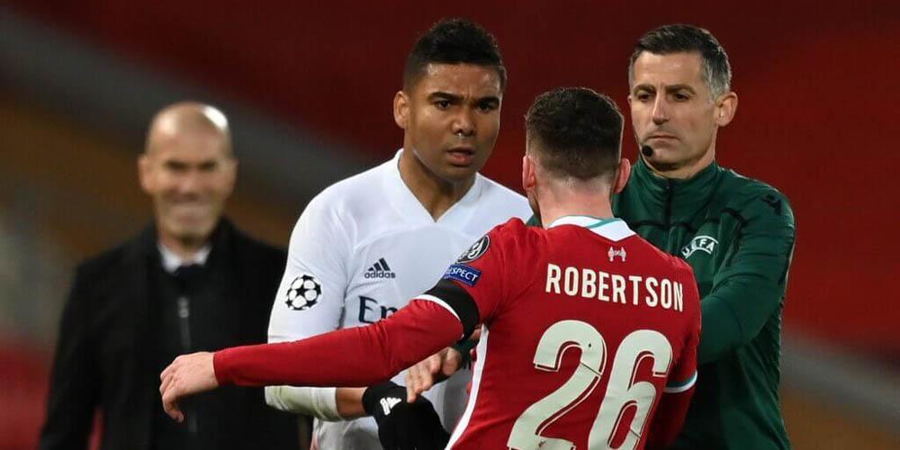 A megfélemlíthetetlen Real Madrid