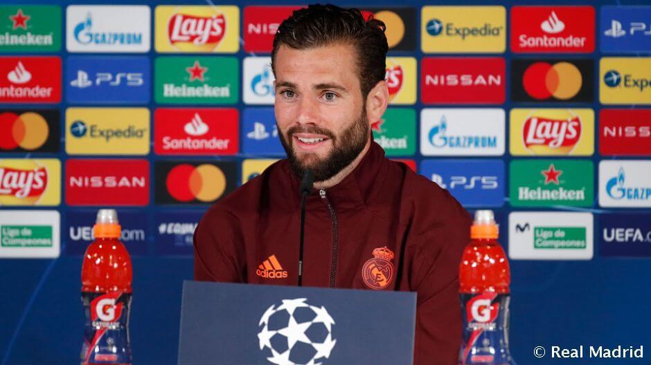 """Nacho: """"Most aláírnám, ha a Real Madridból vonulhatnék vissza"""""""