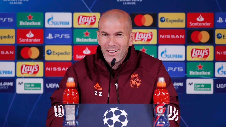 Zidane: Két nagyon jó meccsre lesz szükség, ha tovább akarunk jutni