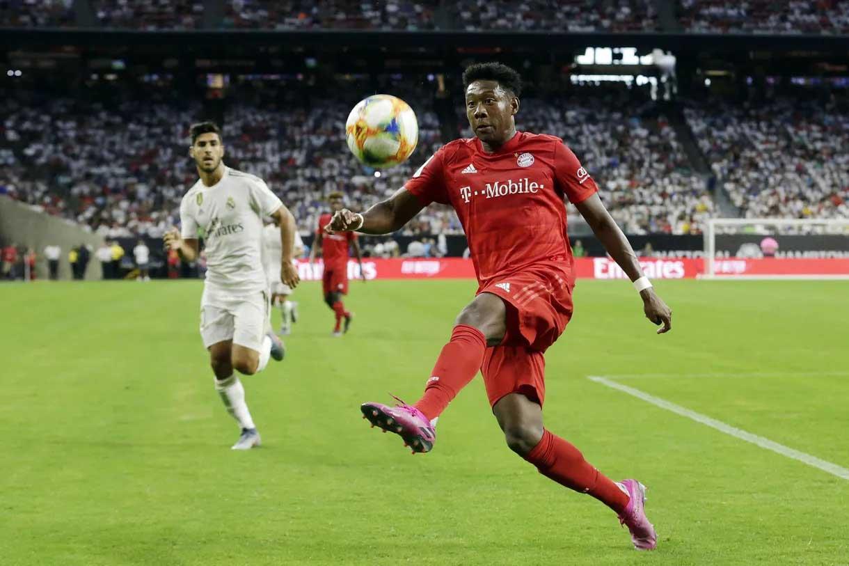 Sajtóhír: Alaba 5 éves szerződést fog aláírni a Real Madriddal