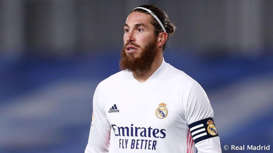 Ramos megsérült, nem játszhat a Liverpool és a Barcelona ellen