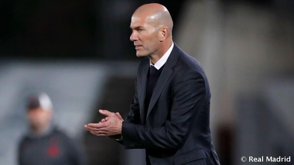"""Zidane: """"Még mindig hosszú az út előttünk"""""""