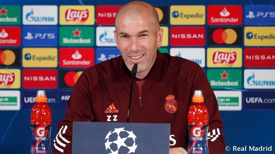 """Zidane: """"Soha nem veszünk semmit garantáltnak"""""""