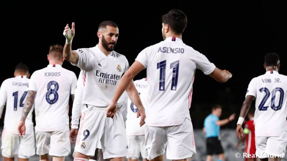 Harmincadik BEK/BL elődöntőjére készül a Real Madrid