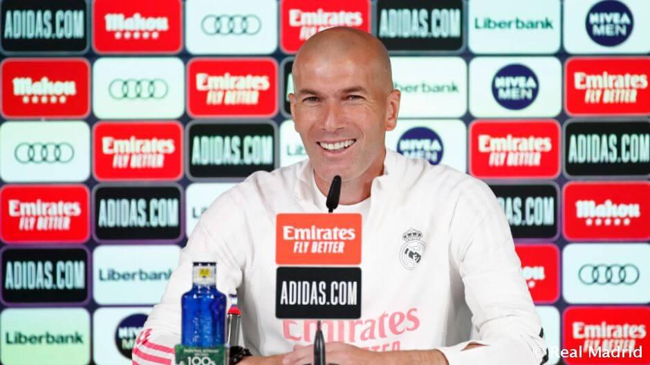 """Zidane: """"Meglátjuk, hogy 10-ből 10 vagy 9.5 pontot adunk majd a szezonra"""""""