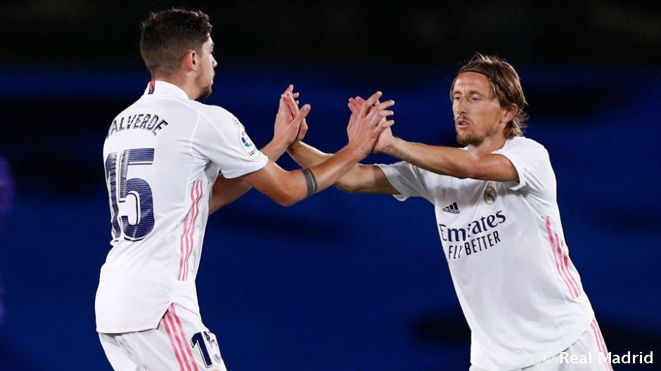 Hivatalos a Real Madrid kezdőcsapata a Granada ellen