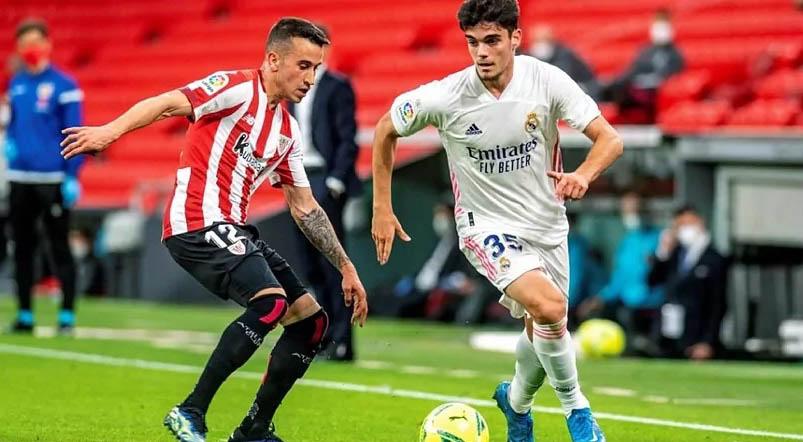 Miguel Gutierrez mindenkit lenyűgözött a Real Madridnál