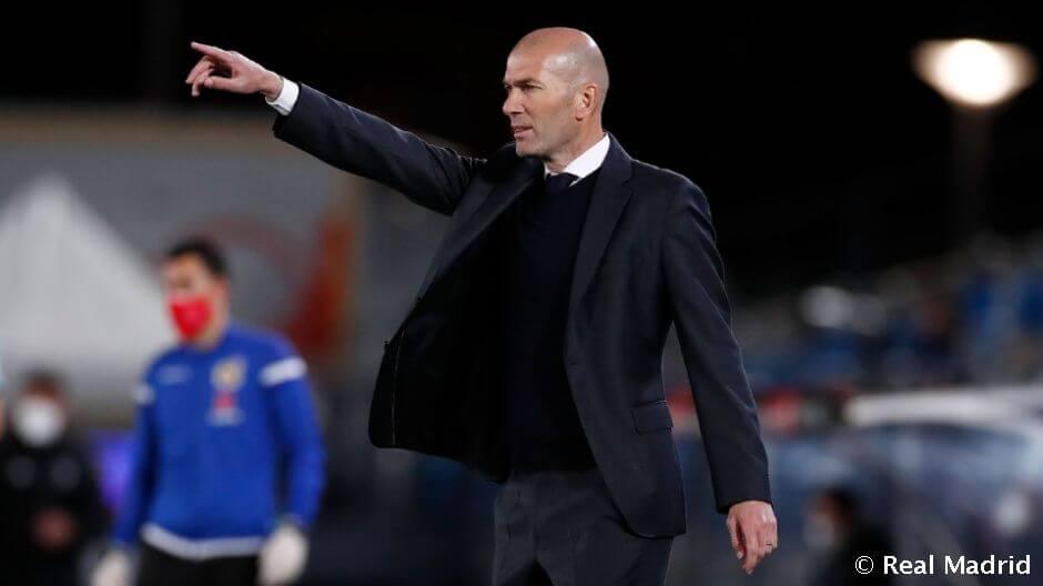 """Zidane: """"Keményen meg kellett harcolnunk ezért a győzelemért"""""""