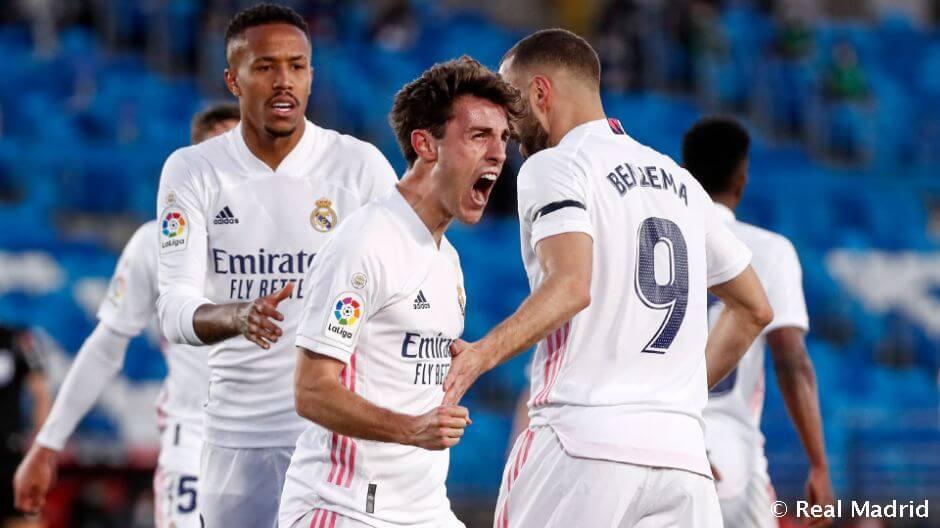 Hivatalos a Real Madrid utazó kerete a Bilbao elleni meccsre
