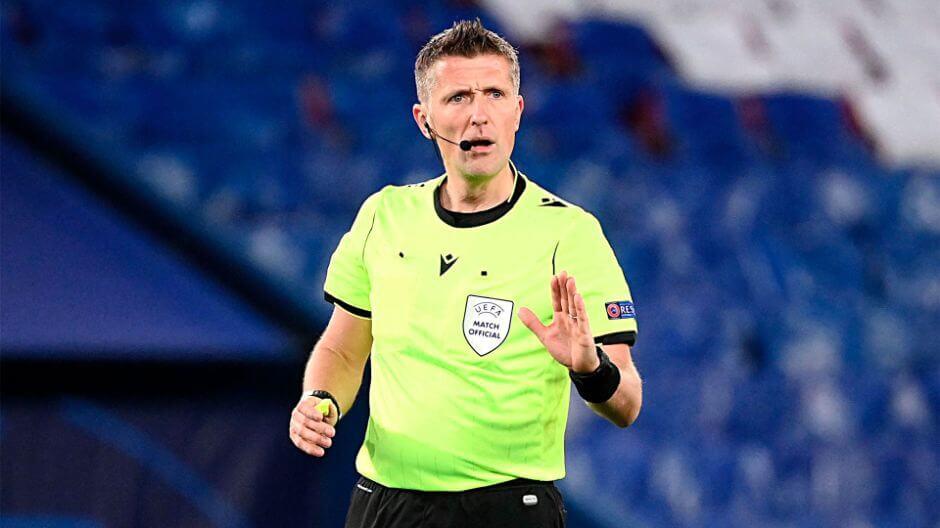 Olasz játékvezető fújja majd a sípot a Chelsea elleni elődöntőn