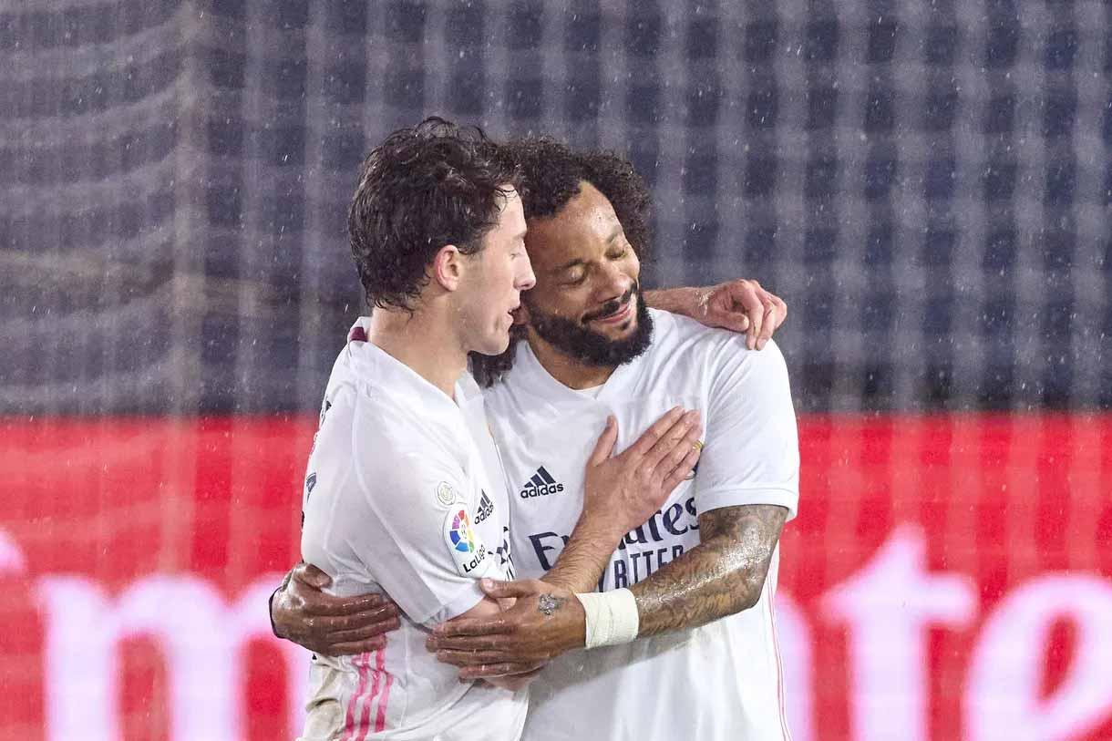 Odriozola mellett Marcelo sem biztos, hogy ott lesz a Granada ellen