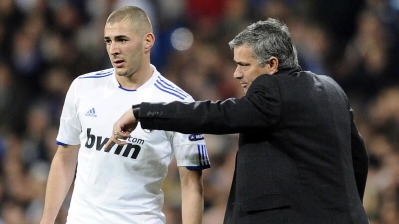 Mourinho: Ha Ramos távozik, Benzema lesz a következő csapatkapitány