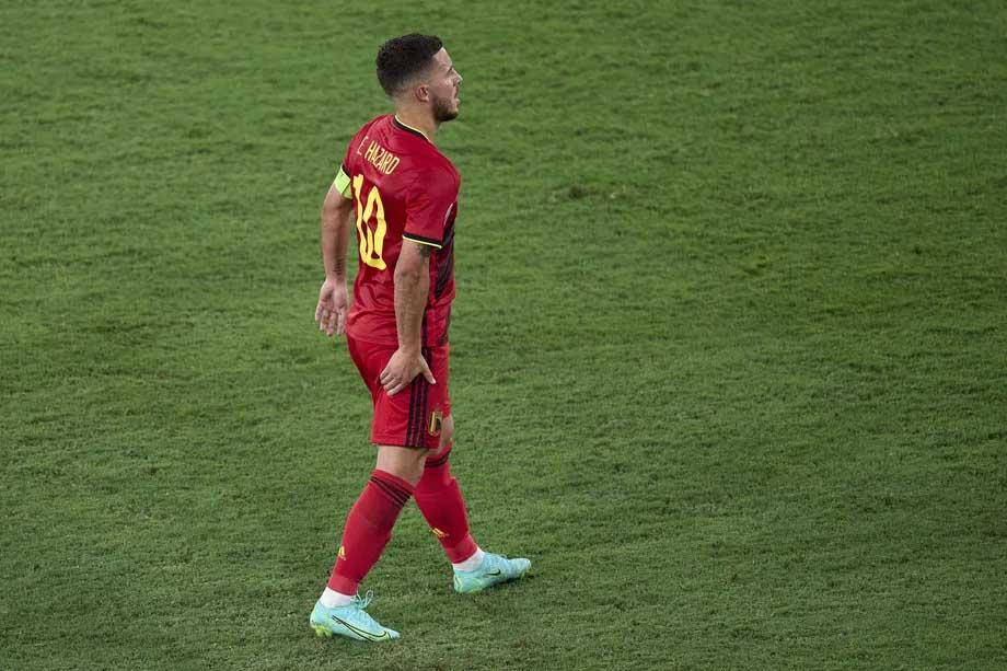 """Courtois Hazard sérüléséről: """"Nem néz ki jól"""""""