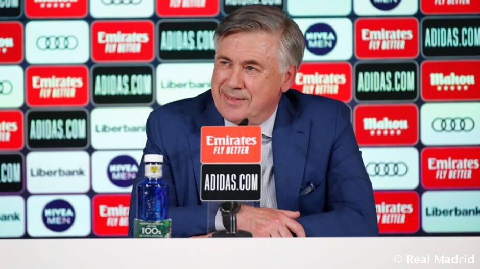 """Ancelotti: """"Sokat jelent számomra, hogy itt lehetek"""""""