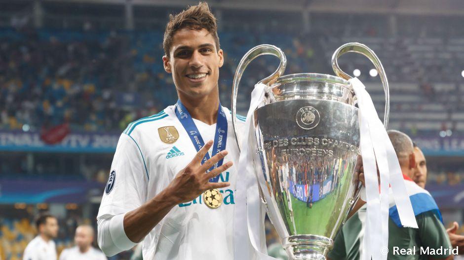 Raphaël Varane: 10 éve a Real Madridban