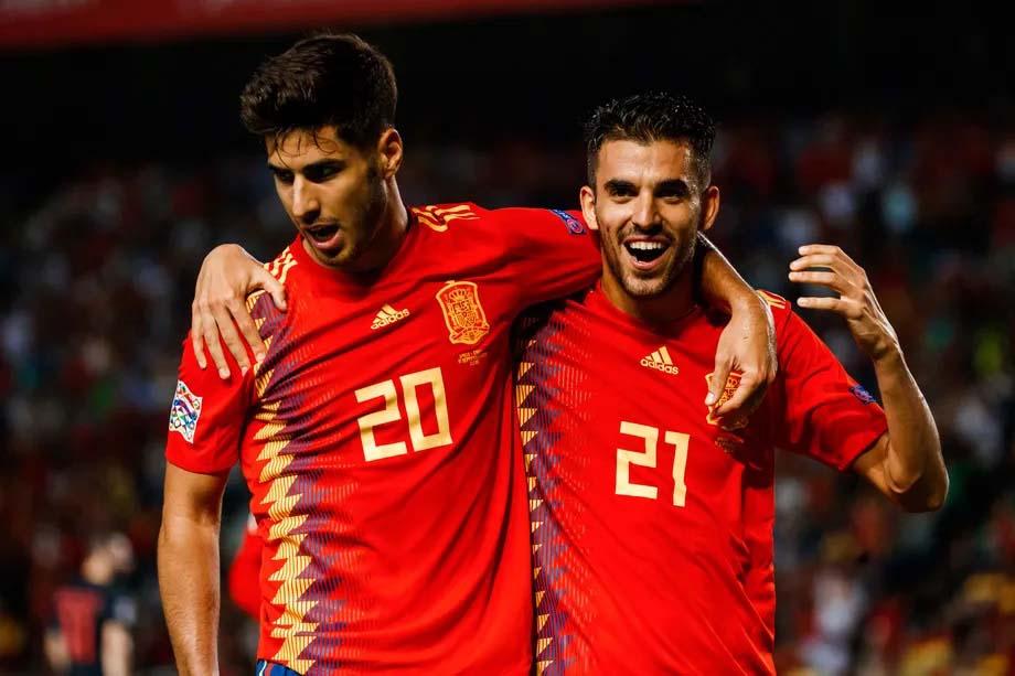 Három madridista a spanyolok olimpiai keretében