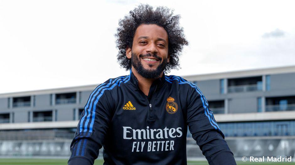 """Marcelo: """"Megtiszteltetés és egyben óriási felelősség a világ legnagyobb klubjának a kapitánya lenni"""""""