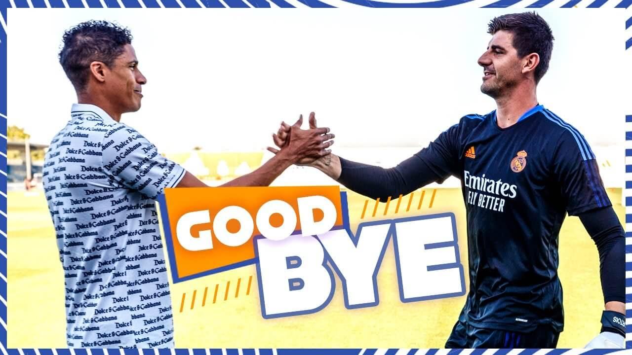 Így búcsúzott Varane a Real Madridtól