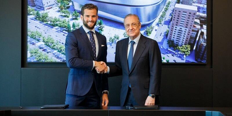 Hivatalos: Nacho új szerződést kapott a Real Madridban
