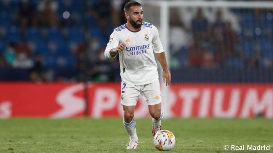 Carvajal: 200 LaLiga meccs a Real Madridban