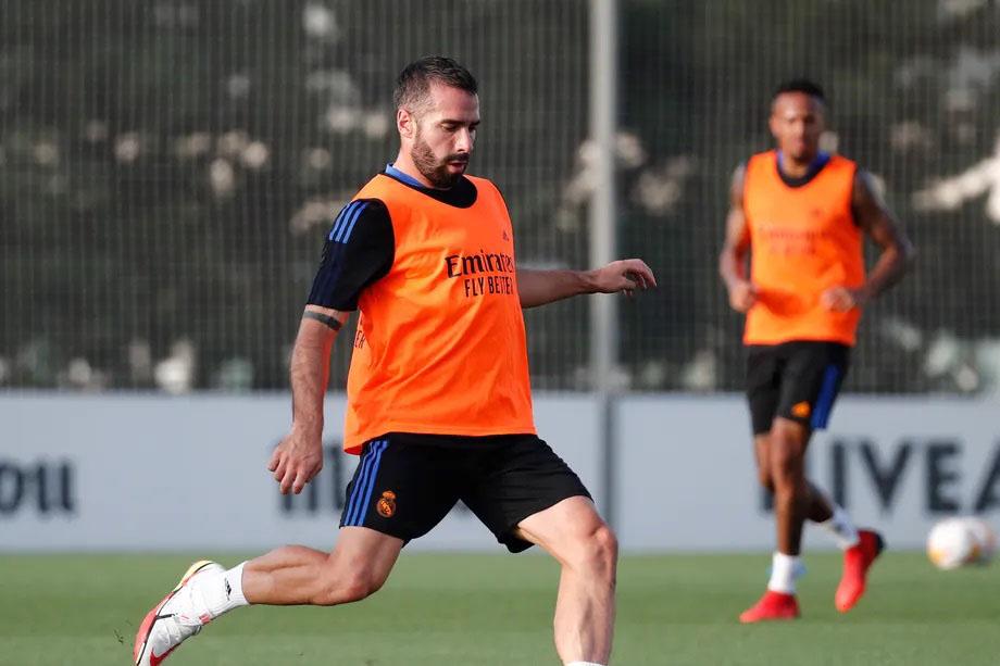 Carvajal a Levante ellen már kaphat egy néhány percet