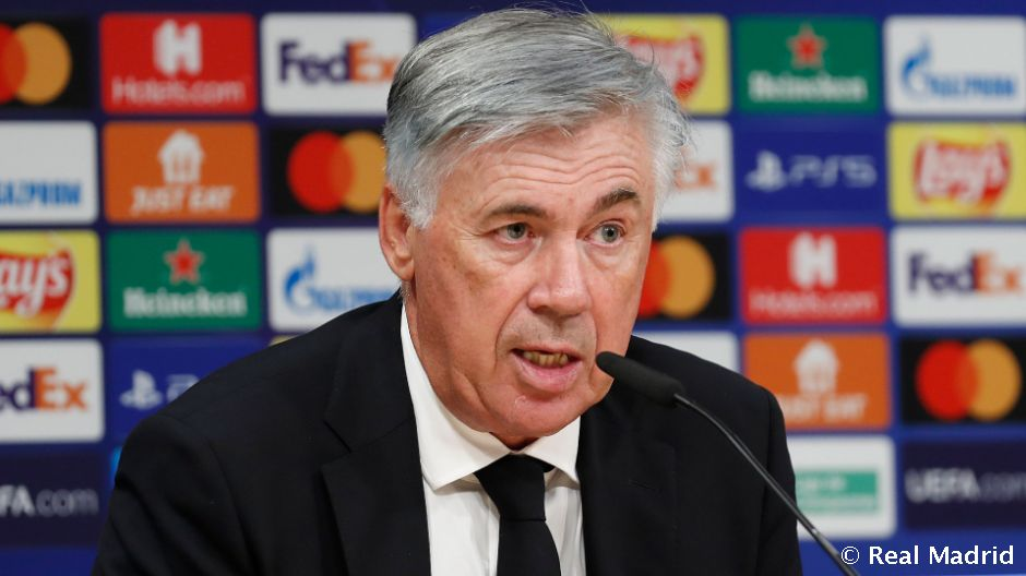 """Ancelotti: """"Apró részleteken veszett el a meccs"""""""