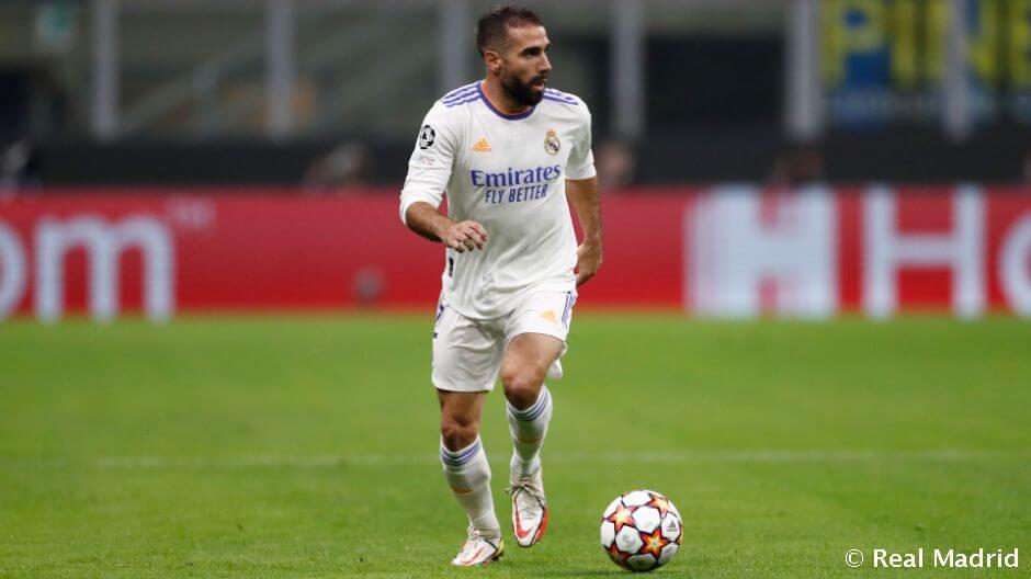 Carvajal: 200 győzelem a Real Madridban