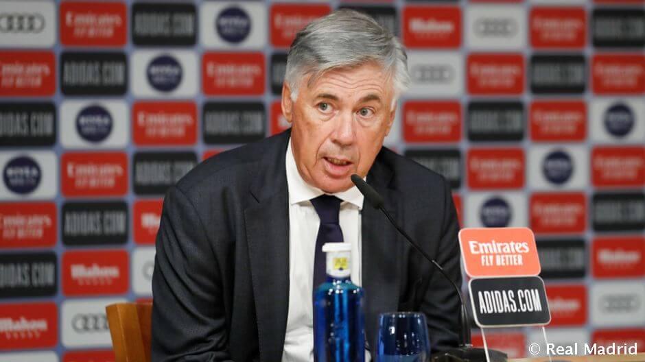 """Ancelotti: """"Megmutattuk, hogy mire vagyunk képesek elől"""""""