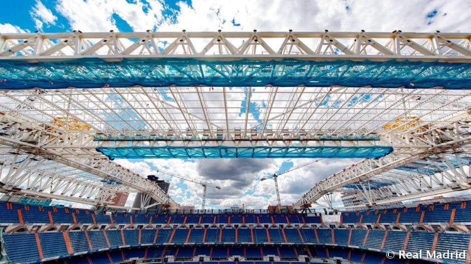 Újra megnyitja kapuit a Santiago Bernabéu stadion