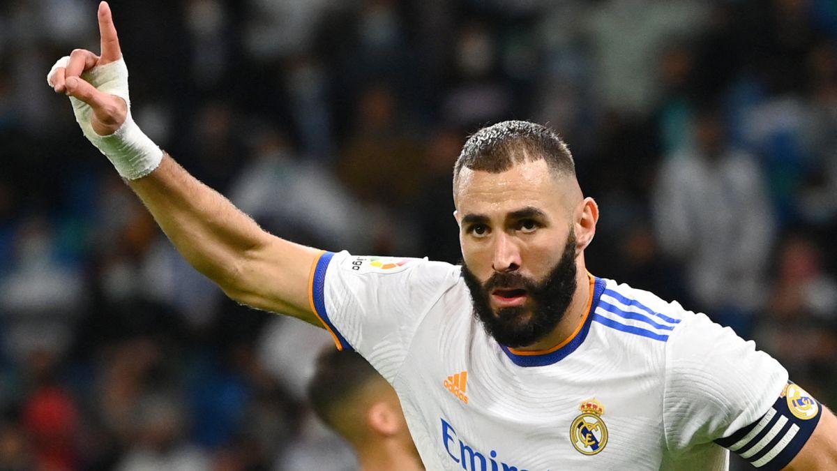 Karim Benzema továbbra sem áll le a Bajnokok Ligájában