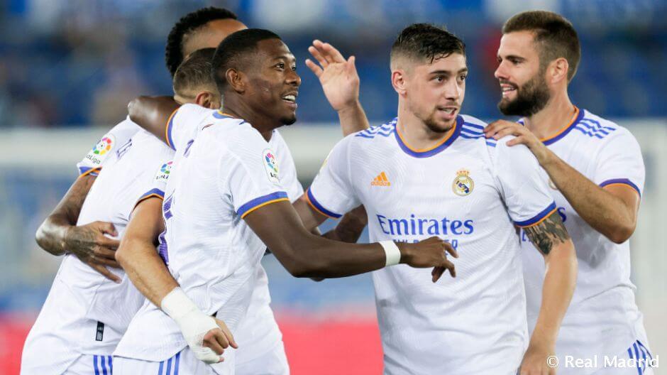 Hivatalos kezdőcsapatok: Inter – Real Madrid