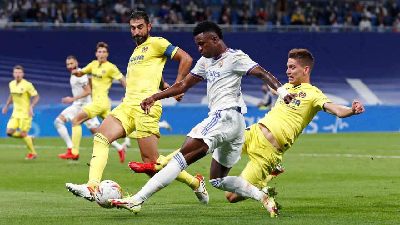 Real Madrid - Villarreal (0-0), LaLiga 2021.09.25 teljes mérkőzés