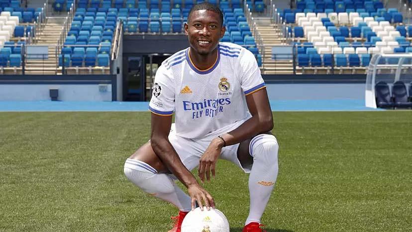 """Alaba: """"A Real Madridnál azt akarták, hogy Sergio Ramos 4-es számú mezét viseljem, de én nem szerettem volna összehasonlításokat"""""""