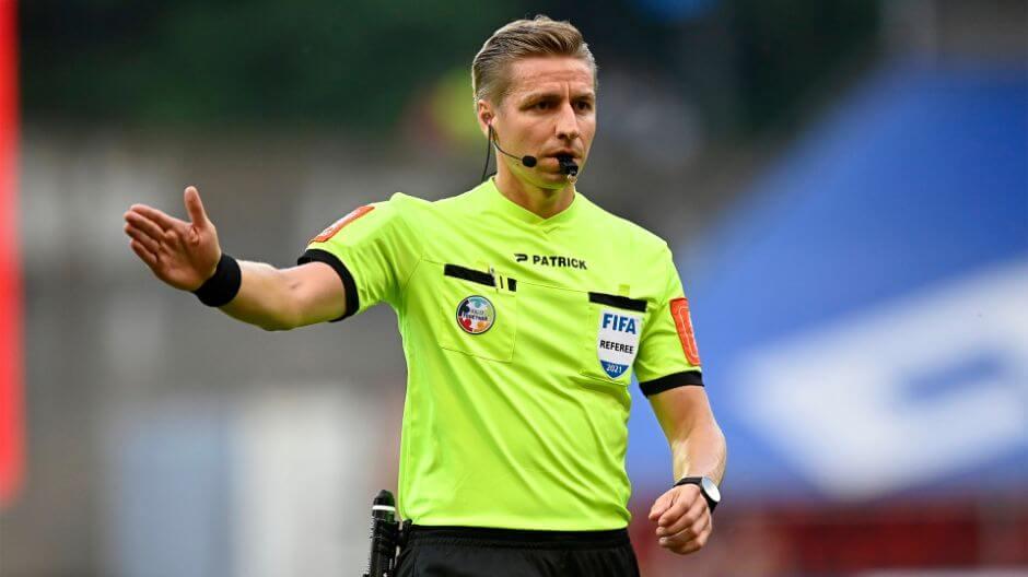 Belga játékvezetője lesz a Sheriff elleni meccsnek