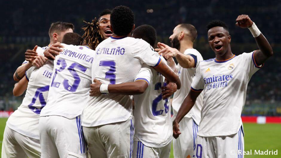 Real Madrid: Már 108 különböző ellenfél a Bajnokok Ligájában