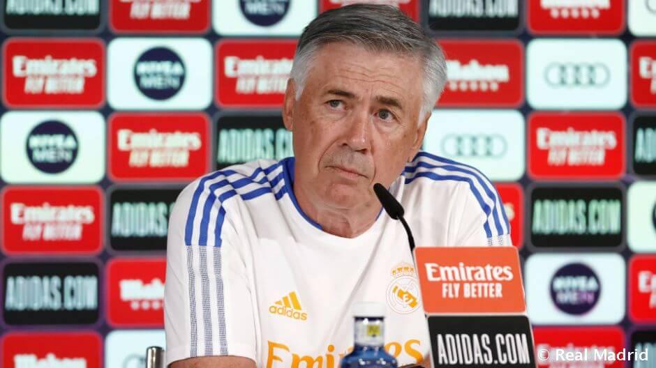 """Ancelotti: """"Különleges lesz visszatérni a Bernabéu stadionba"""""""