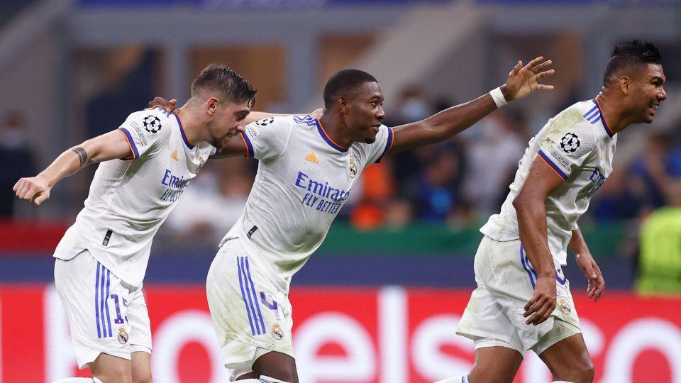Hivatalos a Real Madrid kezdőcsapata a Sheriff elleni meccsre