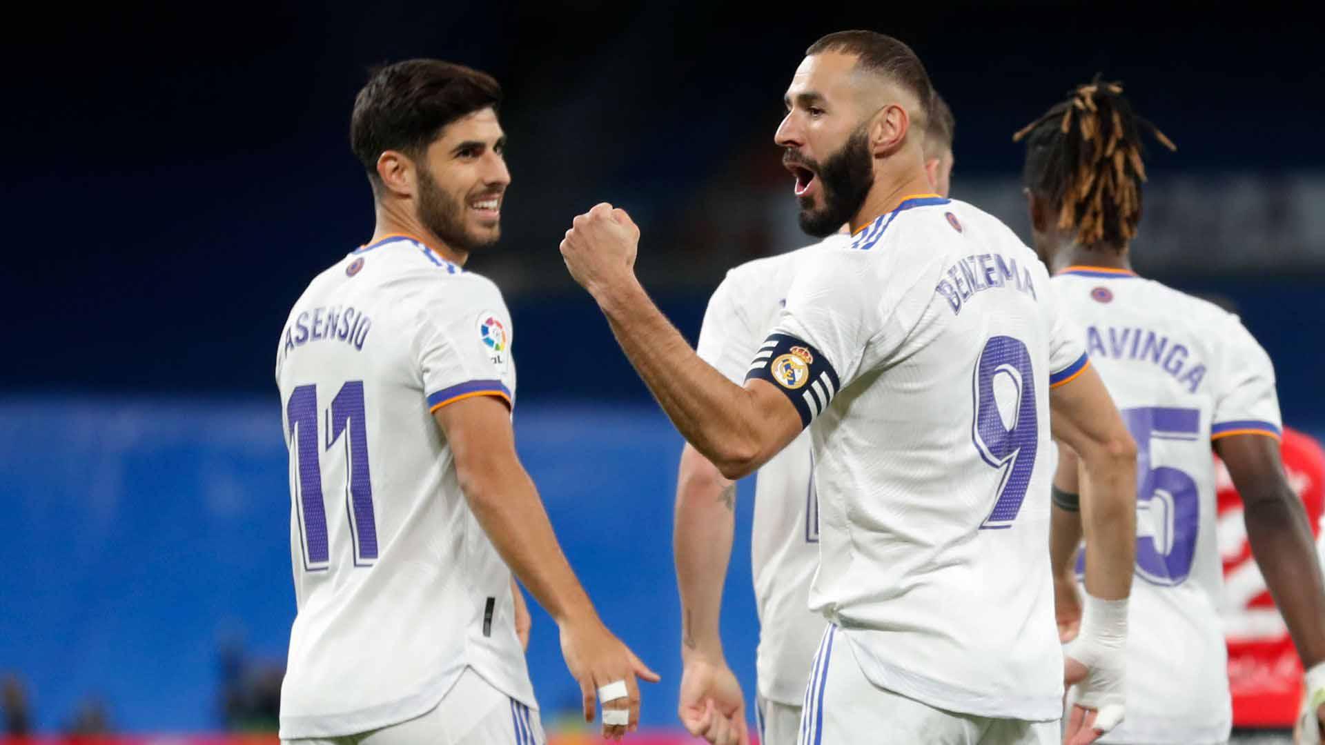 Real Madrid - Mallorca (6-1), LaLiga 2021.09.22 teljes mérkőzés