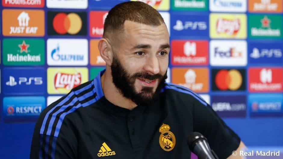 """Benzema: """"Jó csapatunk van, és harcolni fogunk a Bajnokok Ligájáért"""""""