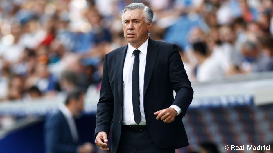 """Ancelotti: """"Megérdemeltük a vereséget"""""""