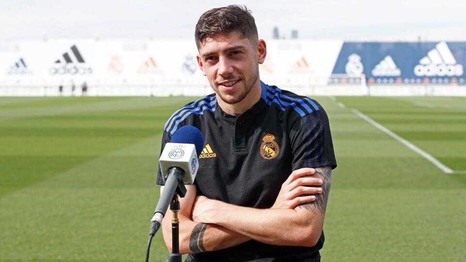 """Valverde: """"Sok gyermek álmodik arról, hogy egyszer egy ilyen meccsen léphessen pályára"""""""