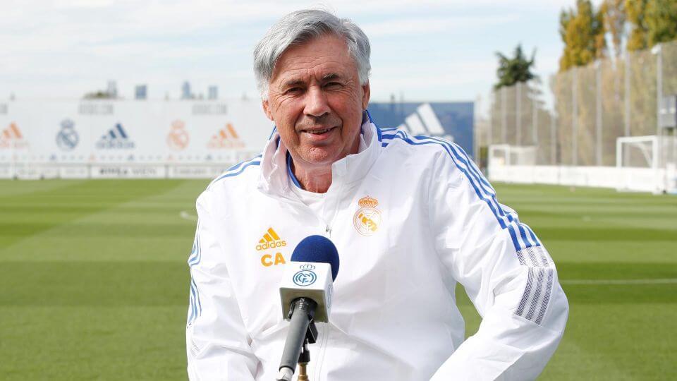 """Ancelotti: """"Kedvenc El Clásico emlék? Bale sprintje a 2014-es döntőben"""""""