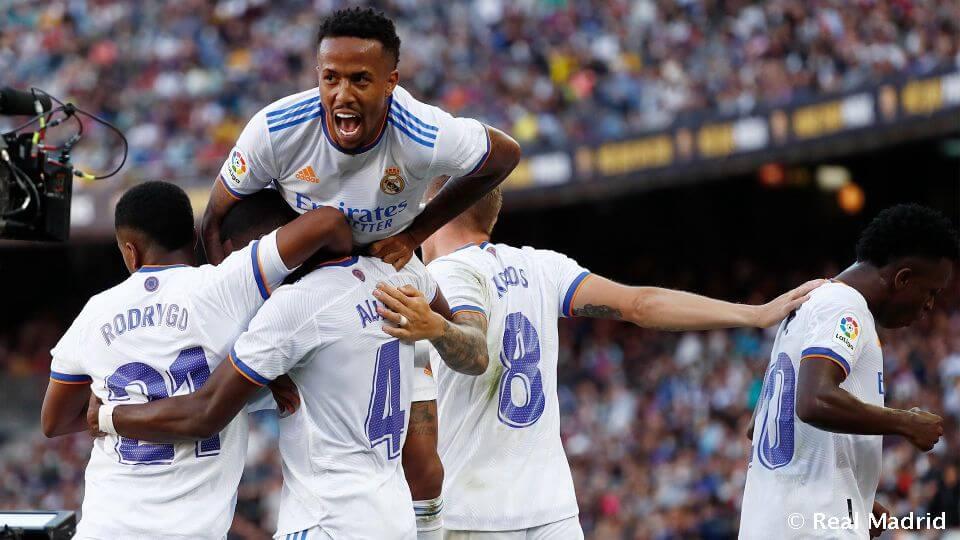 Hivatalos a Real Madrid kerete az Osasuna elleni meccsre