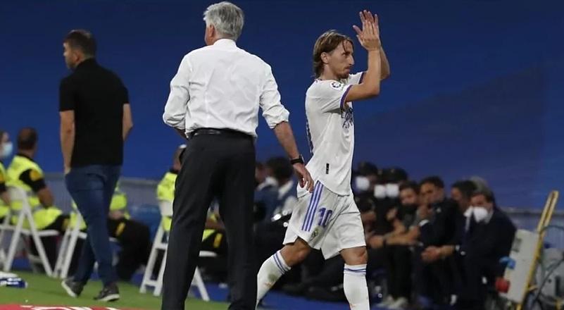 Modric egyre feljebb kerül a ranglétrán